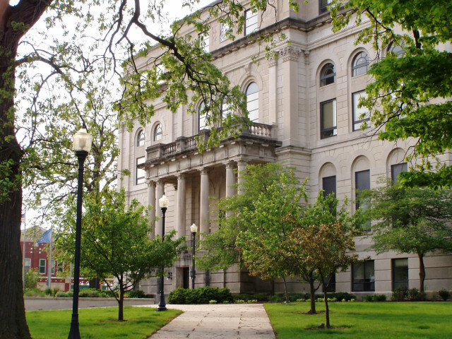 Porter County Courthouse image