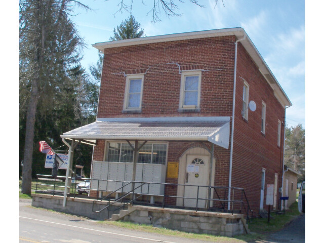 Summitville Post Office image