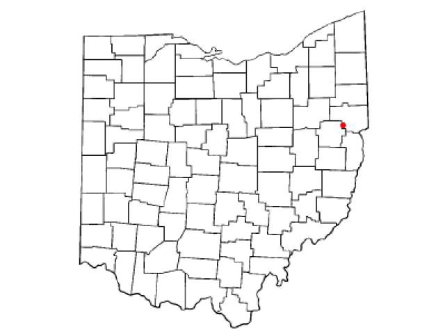 Summitville locator map