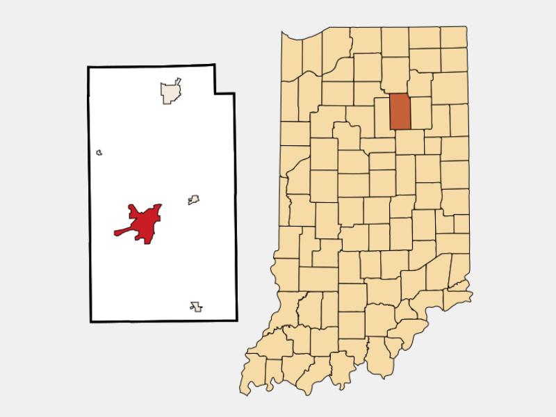 Wabash locator map