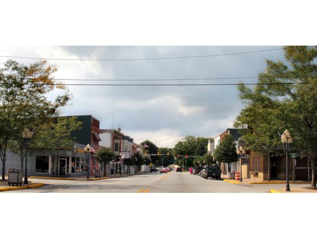 Walkerton-indiana-downtown image