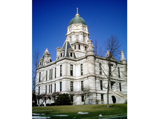 Whitley County Courthouse image