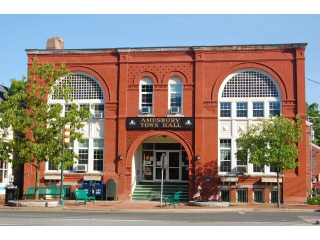 Amesbury Town Hall image
