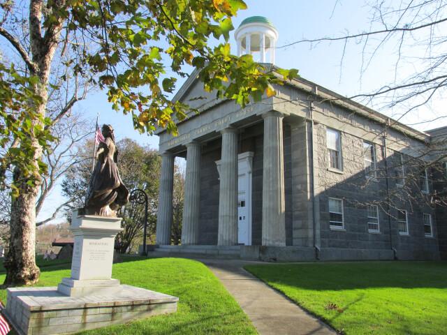 Barnstable County Courthouse  Barnstable MA image