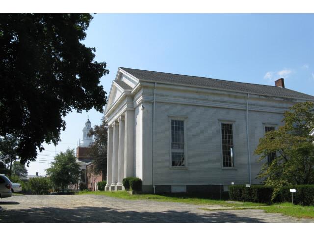 First Parish  Bridgewater MA image