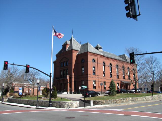 Canton Town Hall  MA image