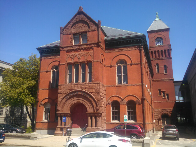 Essex County Superior Courthouse  Salem MA image