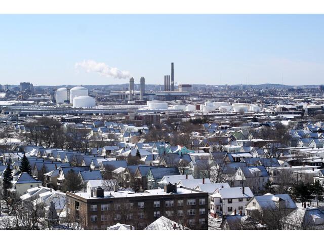 Everett winter image