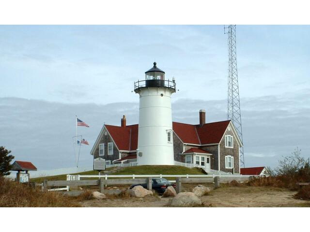 Nobska Lighthouse 1 image