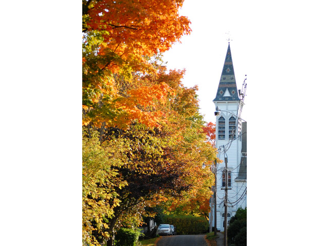 First Congregational Church Georgetown image
