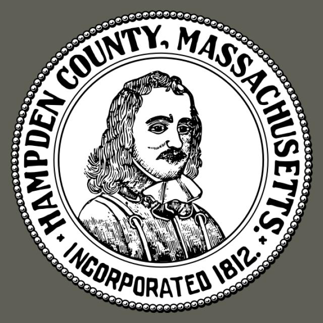 Seal of Hampden County  Massachusetts seal image