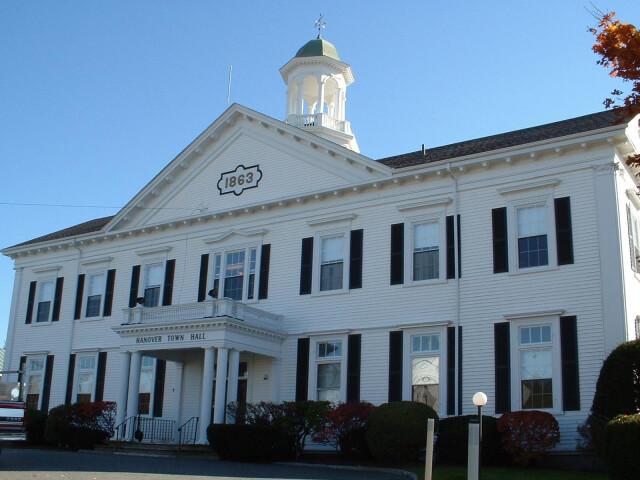 Hanover MA Town Hall image