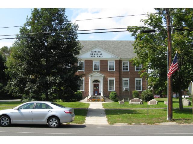Hatfield Memorial Town Hall  MA image