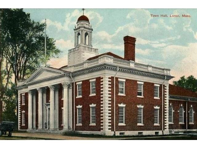 Town Hall  Lenox  MA image