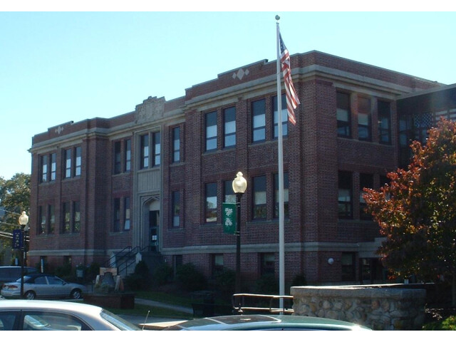 Mansfield MA Town Hall image