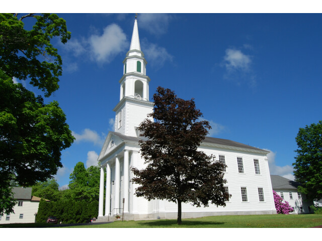 First Church Mendon image