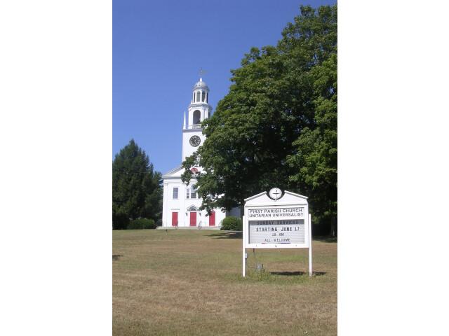First Parish Church  Northborough MA image