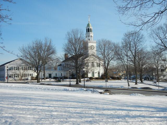 Downtown Reading Massachusetts image