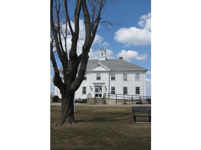 Community Hall  Rutland MA image