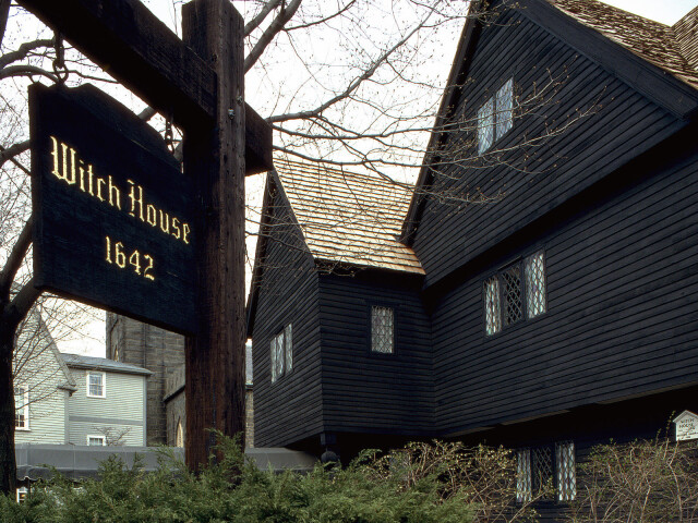 Salem Witch House II image