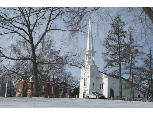 Center of Southborough Massachusetts image