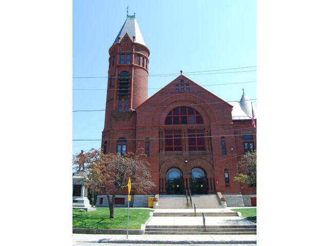 Southbridge Town Hall image