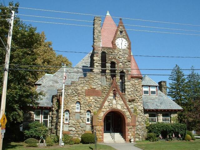 Swansea Town Hall image