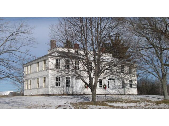 Nathan Fisher House  Westborough  Massachusetts image