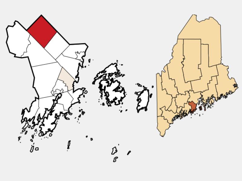 Appleton locator map