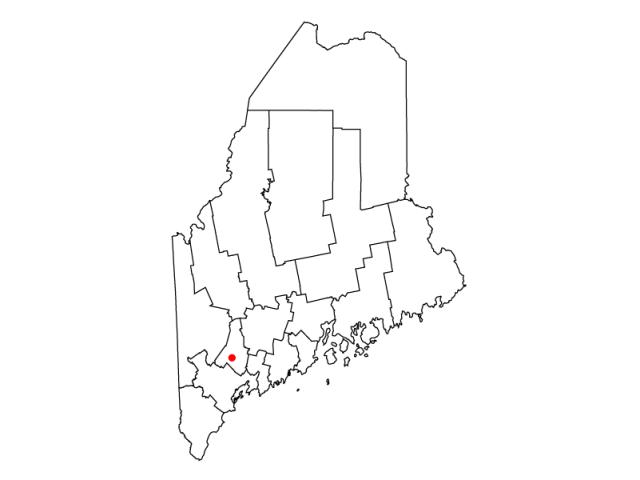 City of Auburn location map