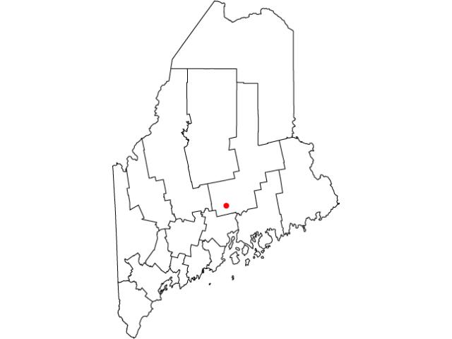 Brewer locator map