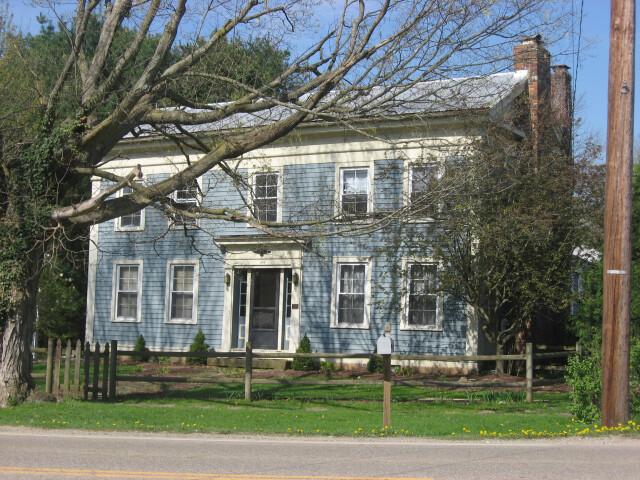 Enos Miles House image