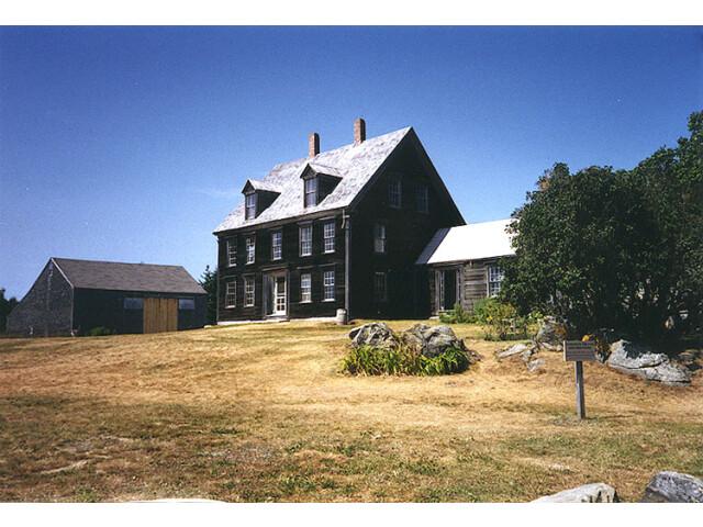 ME18 Olson House  Maine image