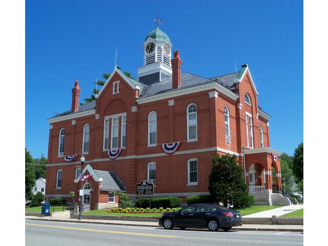 Franklin County Courthouse Farmington 5 image