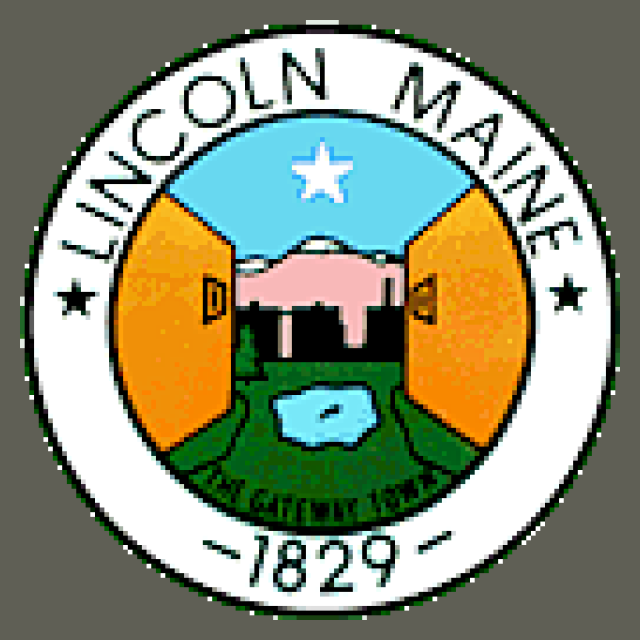 Seal of Lincoln  Maine seal image