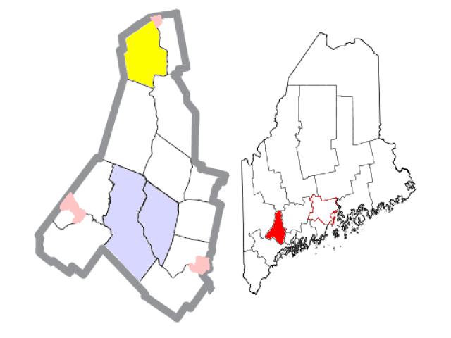 Livermore locator map
