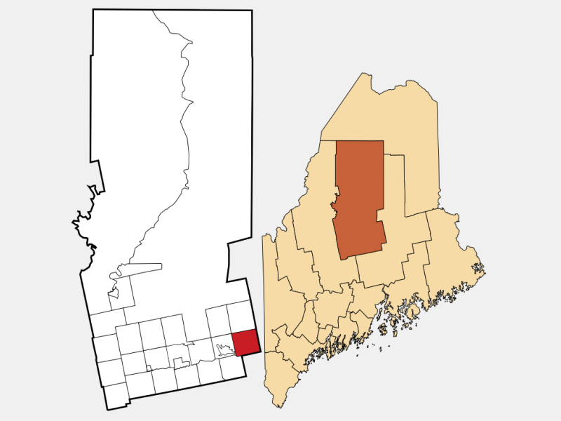 Medford location map