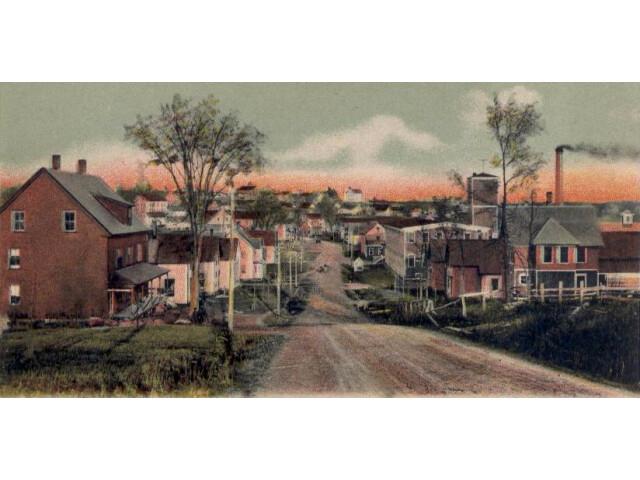 West Main Street  Milo  Maine image