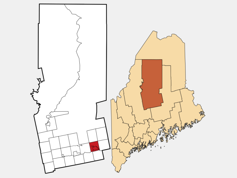 Milo locator map