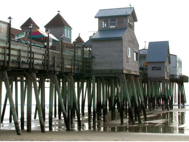 OldOrchardBeach Pier image
