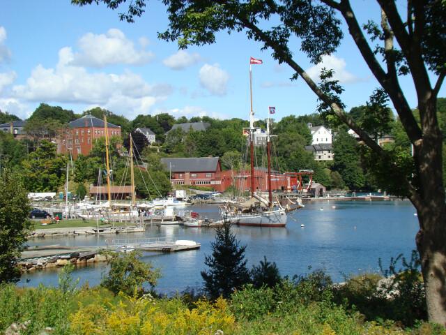 Rockport Harbor image