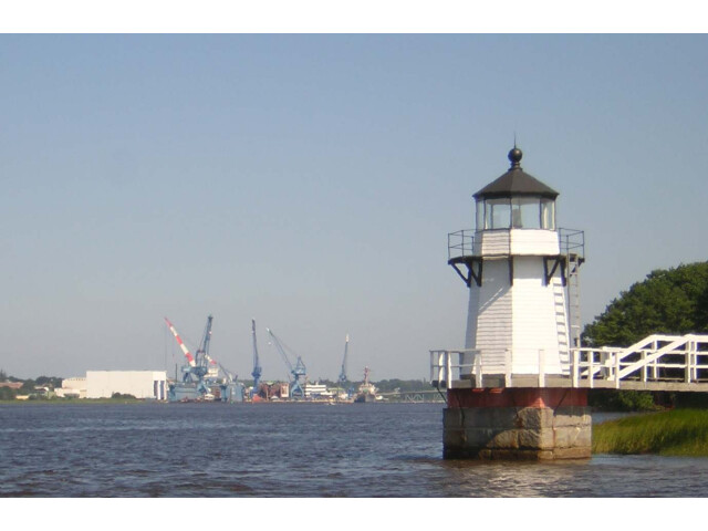 Doubling Point Light with Bath Iron Works image