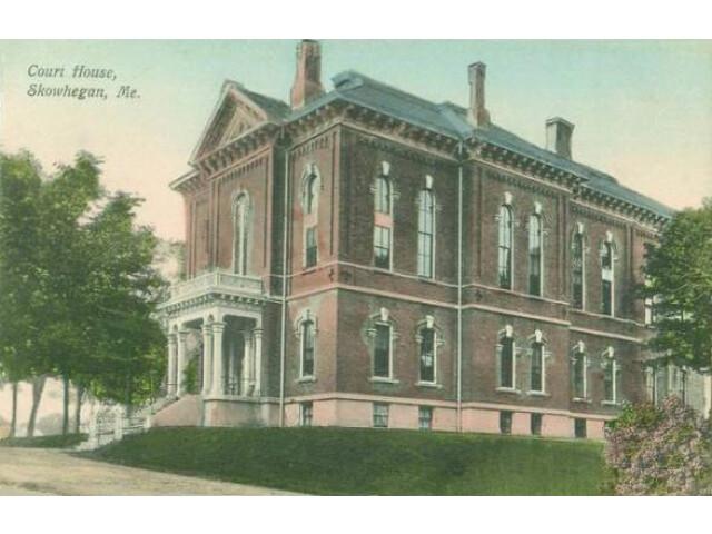 Courthouse  Skowhegan  ME image