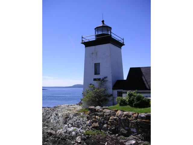 Lighthouse IslesboroME image