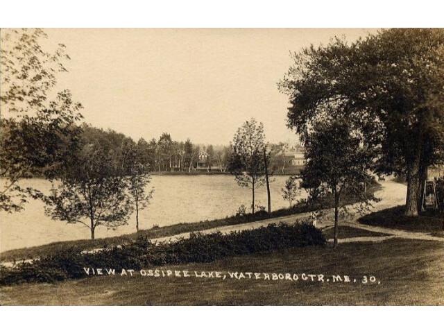 Little Ossipee Lake  Waterboro Center  ME image