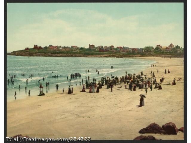 York Beach image