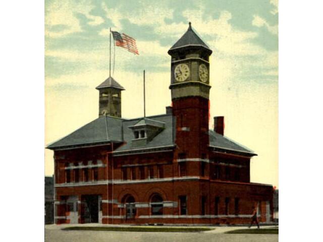 Alma City Hall image
