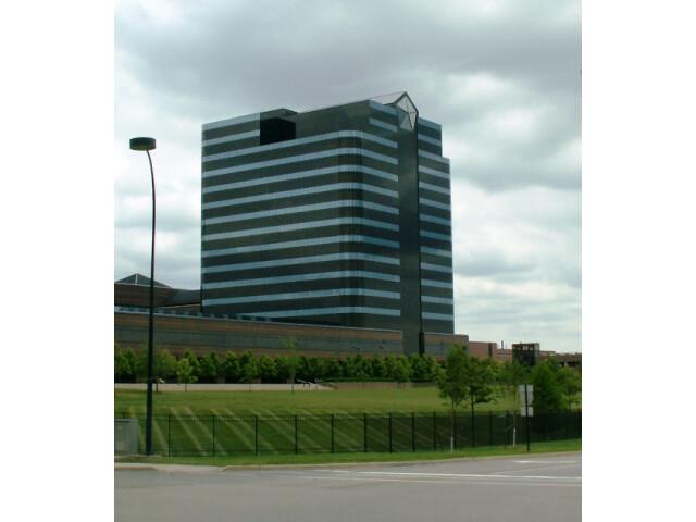 Chrysler Headquarters Auburn Hills 20060624 image