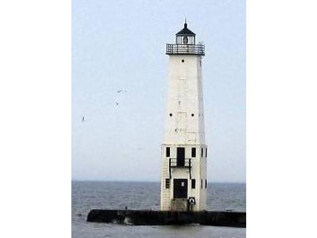 LightningVolt Frankfort Lighthouse image