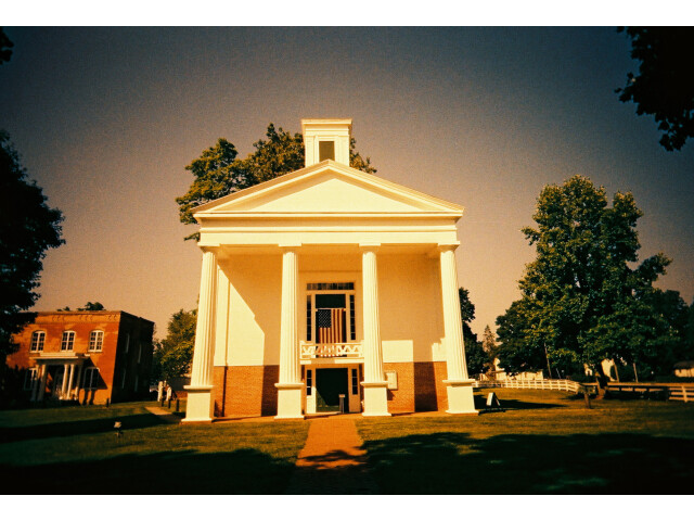 Barrien Springs Courthouse image